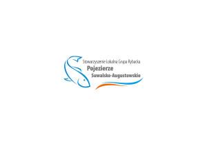 Logo Stowarzyszenie Lokalna Grupa Rybacka Pojezierze Suwalsko-Augustowskie