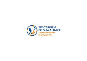 Projekt logo Spacerkiem po Suwałkach