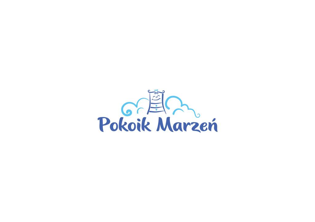 Projekt logo Pokoiku Marzeń